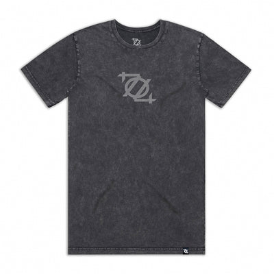 704 Shop 704 Logo Tee - Stonewashed Black (Unisex)