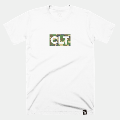 704 Shop CLT Box Camo - White (Unisex) *LIMITED EDITION*