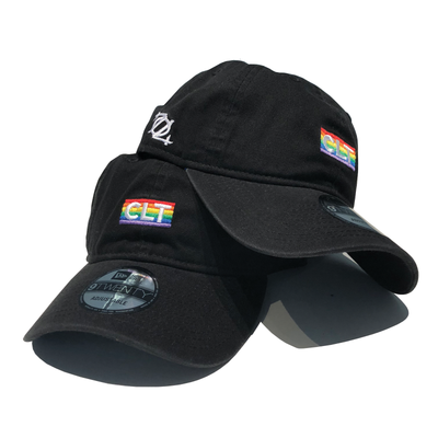 704 Shop X New Era 920 - CLT Box Dad Cap (Pride Edition)