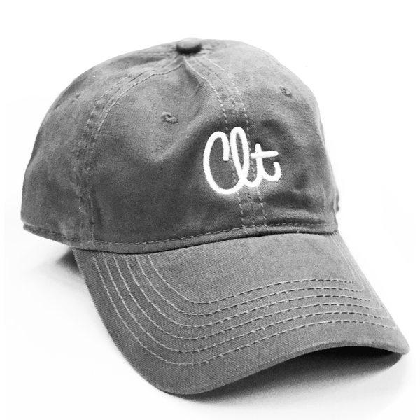 704 Shop CLT Script Dad Hat