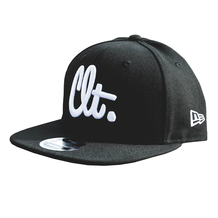 704 Shop x New Era CLT Script 950 Hat - Black