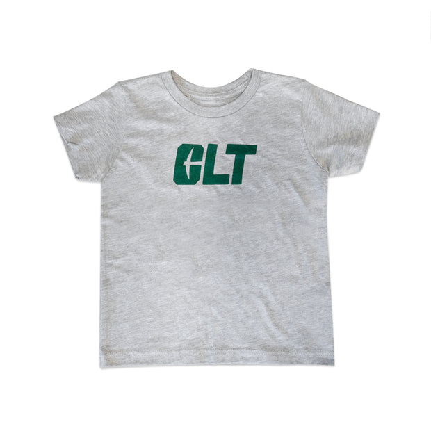 704 Shop x Charlotte 49ers CLT Tee - Gray/Green (Toddler's)