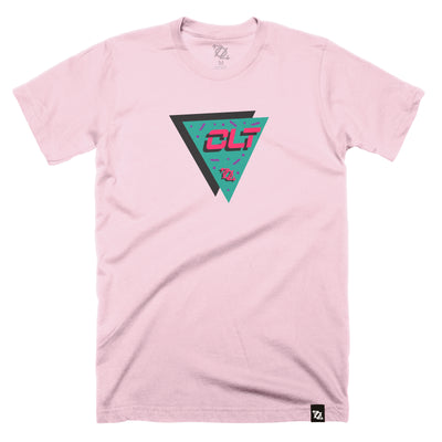 704 Shop CLT in the 90's Tee - Soft Pink (Unisex)