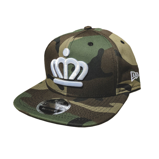 704 Shop x City of Charlotte Official Crown 950 Snapback (Camo)