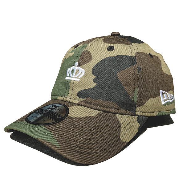 704 Shop x City of Charlotte Official Crown 920 Dad Hat (Camo)