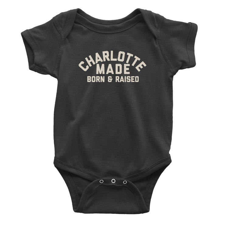 704 Shop Charlotte Made Onesie