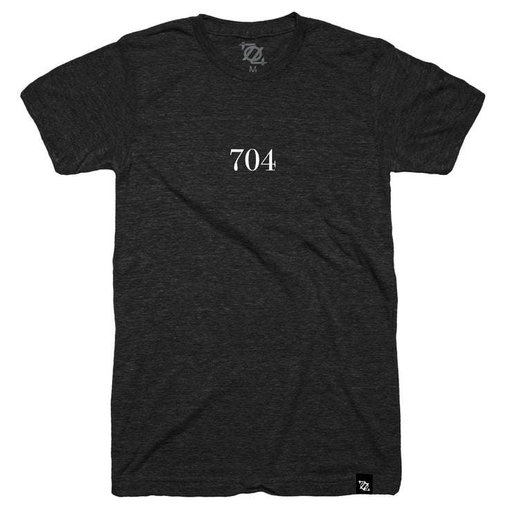 704 Shop Complicated Tee- Charcoal (Unisex)