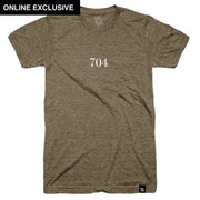 704 Shop Complicated Tee- Olive (Unisex)