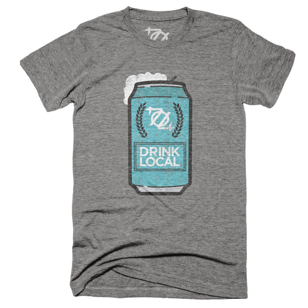 704 Shop Drink Local Beer (unisex)