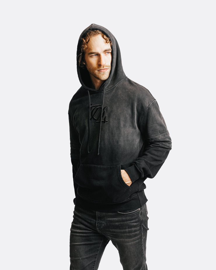 704 Shop Process™ Tryon Hoodie - Coal Gradient (Unisex)