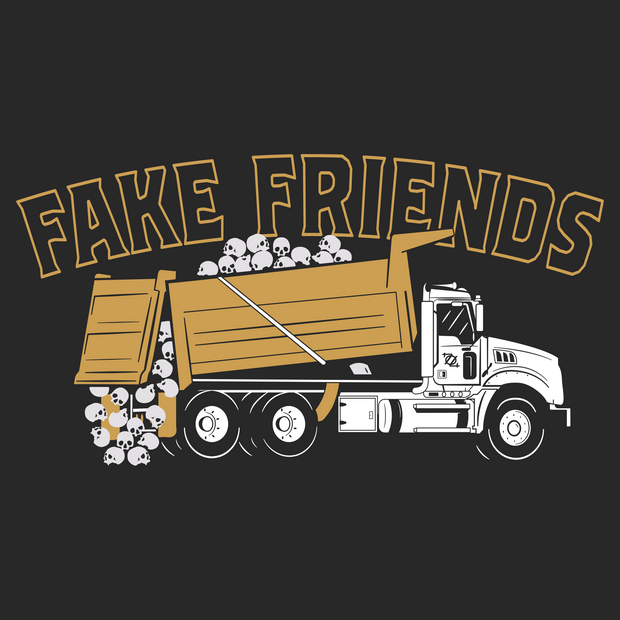 704 Shop Fake Friends Tee (Unisex)