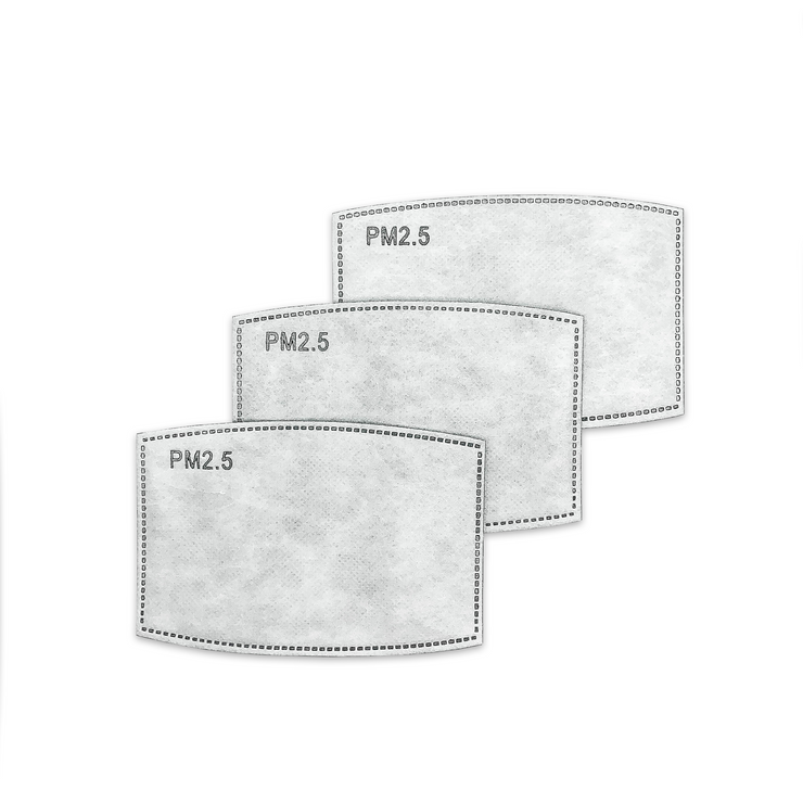 704 Shop PM 2.5 Filter Pack - Pack of 3