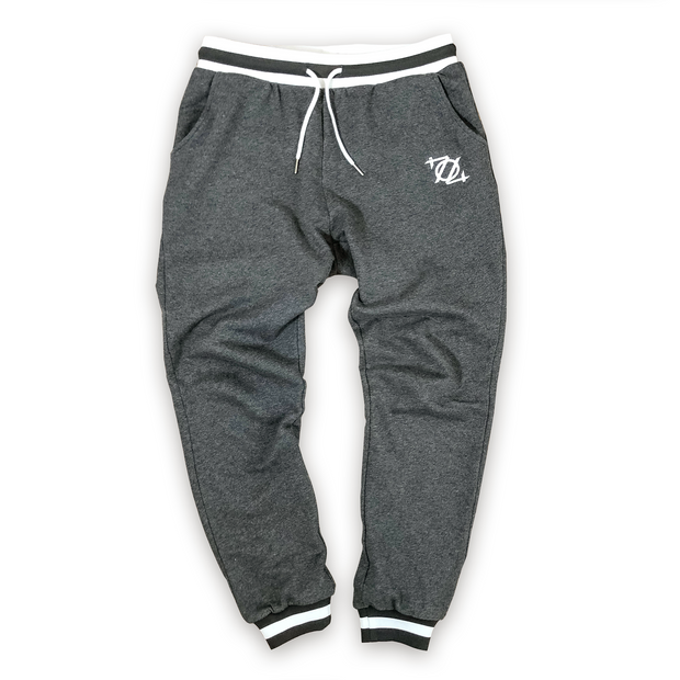 704 Shop French Terry Joggers - Charcoal