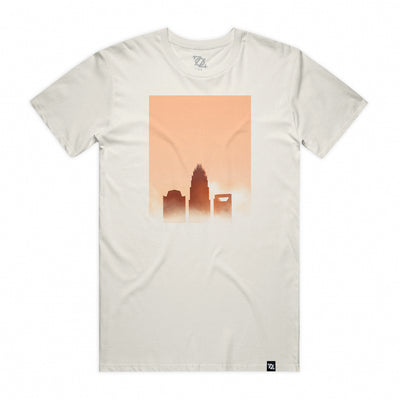 704 Shop Golden Hour Tee - Natural/Multi (Unisex)