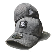 704 Shop x New Era 3930 Fitted Logo Patch Hat (Graphite)