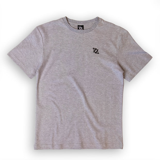 704 Shop Essential Logo Tee - Light Heather Gray