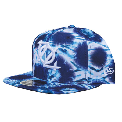 704 Shop x New Era Tie Dye Logo Hat
