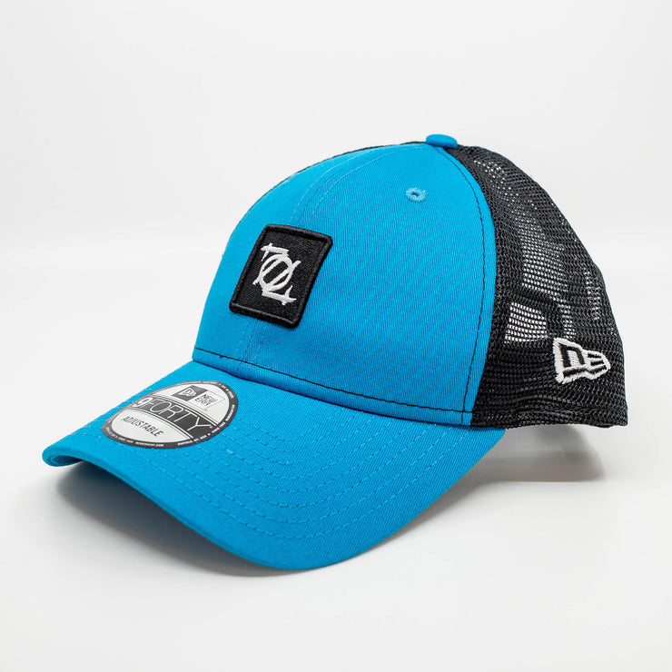 704 Shop x New Era - 704 Logo Patch 940 Trucker Hat