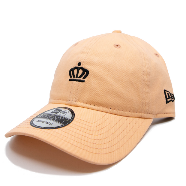 704 Shop x City of Charlotte - Micro Official Crown 920 Dad Cap - Peach/Black