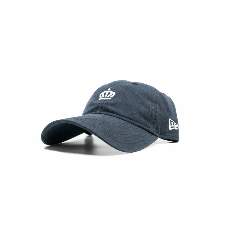 704 Shop x City of Charlotte - Micro Official Crown 920 Dad Cap - Navy/White