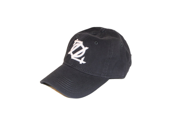 704 Shop Unstructured Hat - Navy/White