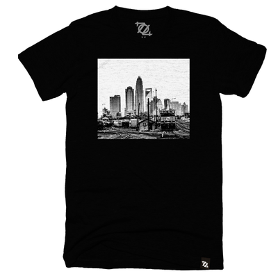704 Shop x Nick Rend Skyline Tee (Unisex)