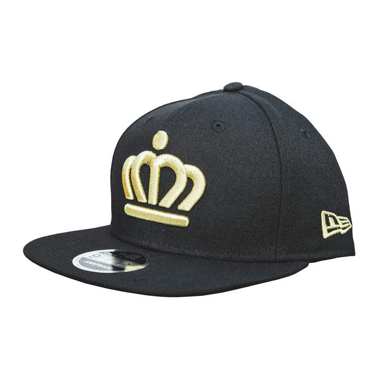 *Limited Edition* 704 Shop x City of Charlotte Official Crown 950 Snapback - Metallic Gold 250 Edition