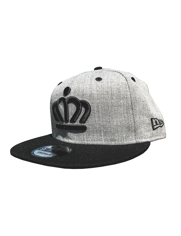 704 Shop x City of Charlotte Official Crown 950 Snapback (Gray/Black)