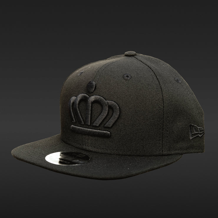 *Limited Edition* 704 Shop x City of Charlotte Official Crown 950 - Blackout Edition
