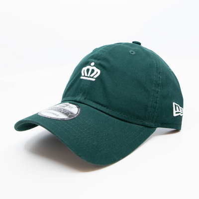 704 Shop x City of Charlotte - Micro Official Crown 920 Dad Cap - Green/White