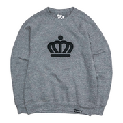 704 Shop x City of Charlotte Official Crown Applique Premium Sweatshirt (Unisex)