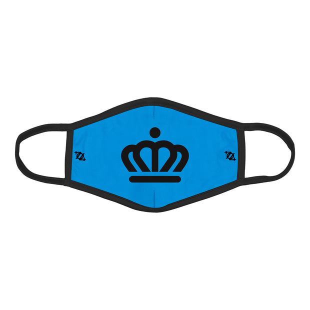 704 Shop x City of Charlotte Official Crown Mask - Blue/Black