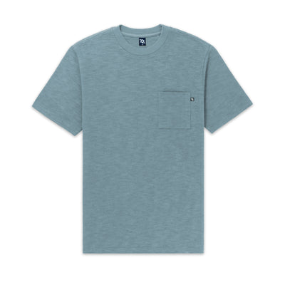 704 Shop Process™ Slub Pocket Tee - Arona