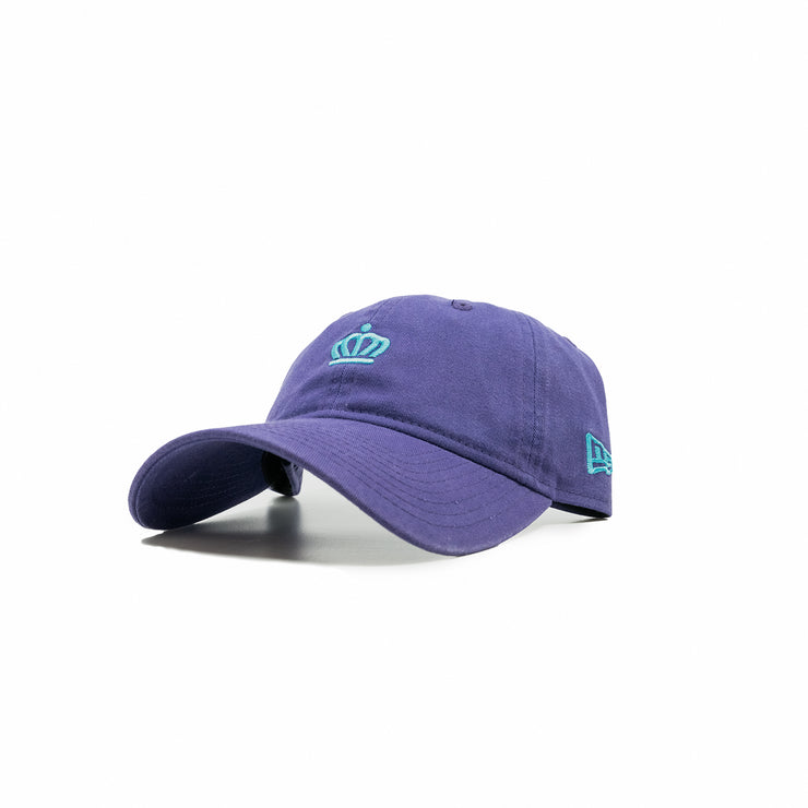 704 Shop x City of Charlotte - Micro Official Crown 920 Dad Cap - Purple/Teal
