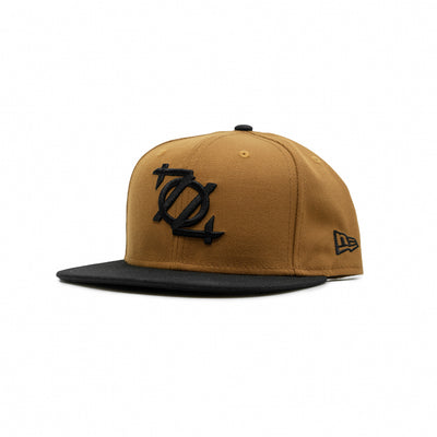 704 Shop x New Era 704 Logo 950 Original Fit Hat - Peanut/Black (Unisex)