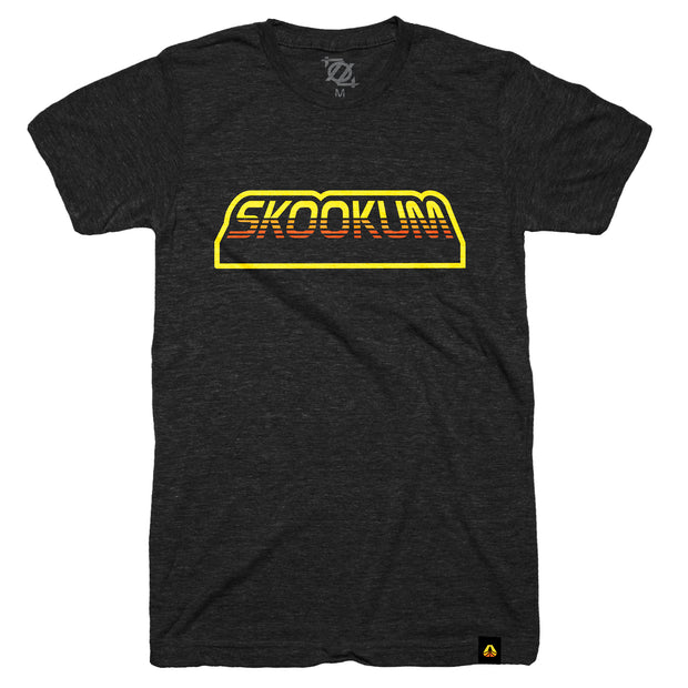 704 Shop x Skookum - Retro Type Tee (Unisex) *Limited Edition*