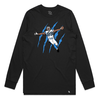 704 Shop x Steve Smith - X-Clown Longsleeve Tee (Unisex)