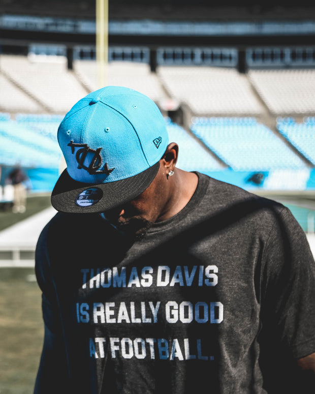 704 Shop X Thomas Davis - Thomas Davis is really good at fooball tee (Unisex)