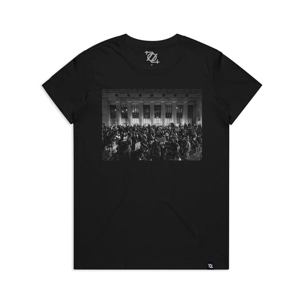 704 Shop x Uncle Jut - Democracy Tee (Women's) *Limited Edition*