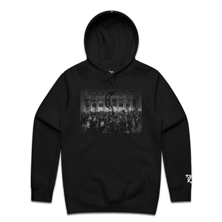 704 Shop x Uncle Jut Democracy Hoodie - (Unisex)*Limited Edition*