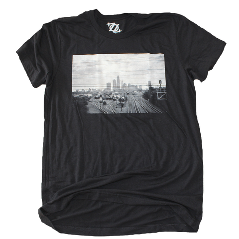 704 Shop + UncleJut Skyline Picture Tee