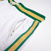 704 Shop Process™ x Charlotte 49ers Maxwell Short - White/Green
