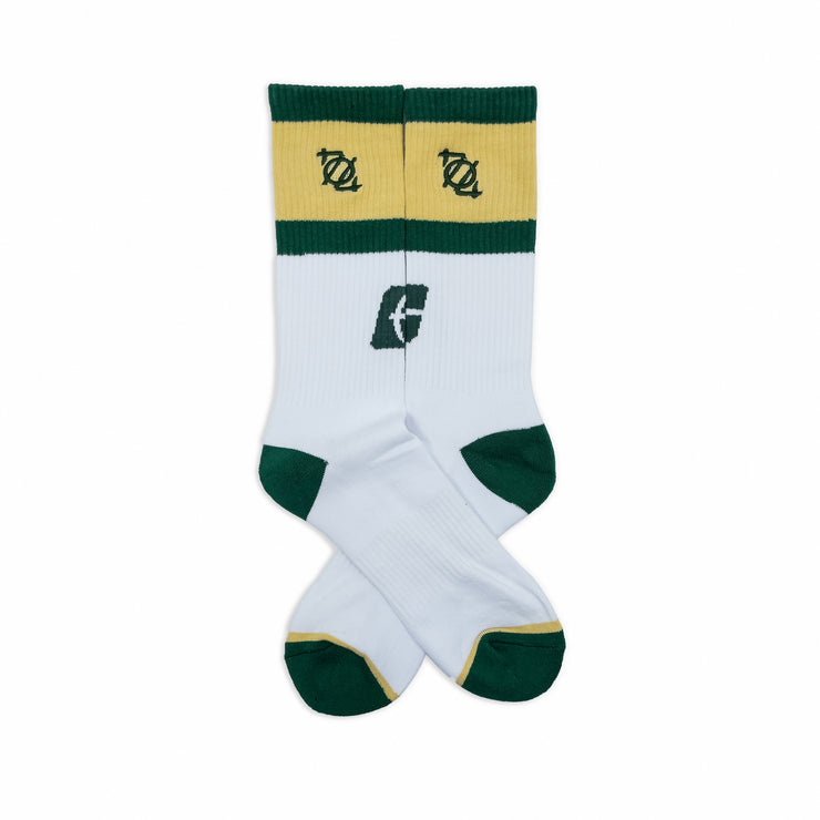 704 Shop Process™ x Charlotte 49ers Sport Sock - White/Multi
