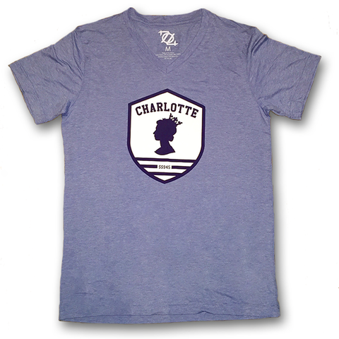 704 Shop + Street Soccer 945 Charlotte Shirt (LIMITED EDITION)