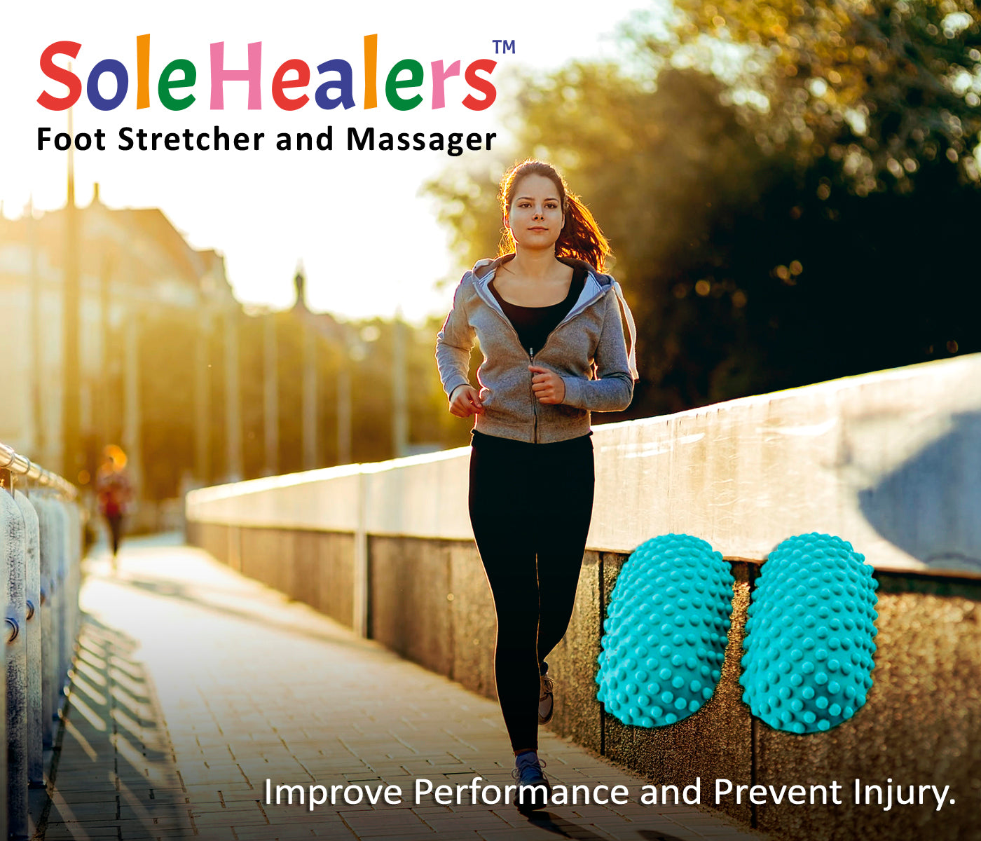 We Got Your Back | SoleHealers Foot Stretcher and Massager