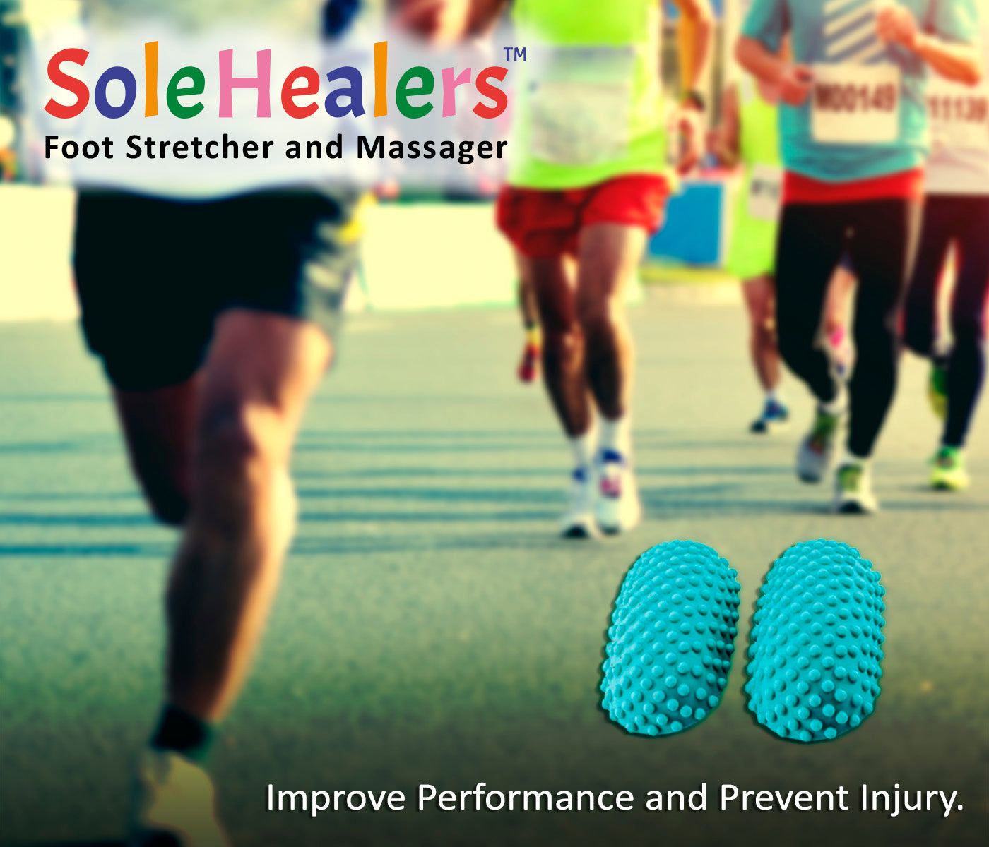 Hamstring Stretch For Runners | SoleHealers