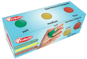 FitBalls: Hand Strengthener & Repetitive Strain Prevention - SmartThingz  - 4