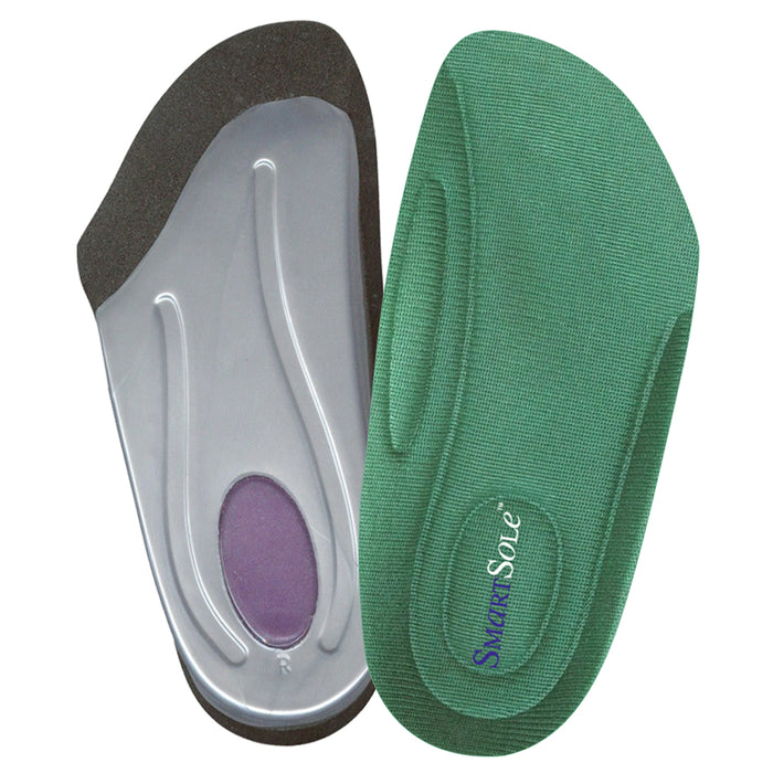 SmartSole Exercise Insoles for Plantar Fasciitis, Flat Feet & Shin Splints Relief
