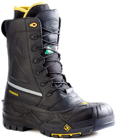 Men Winter Freezer Safety Footwear Safety Boots CSA