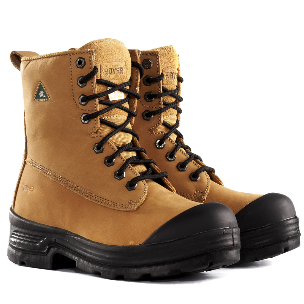 Royer 10 5012 Csa Steel Toe Steel Plate Safety Boots
